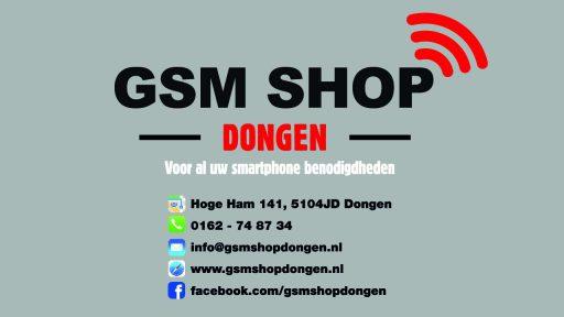 GSM shop Dongen